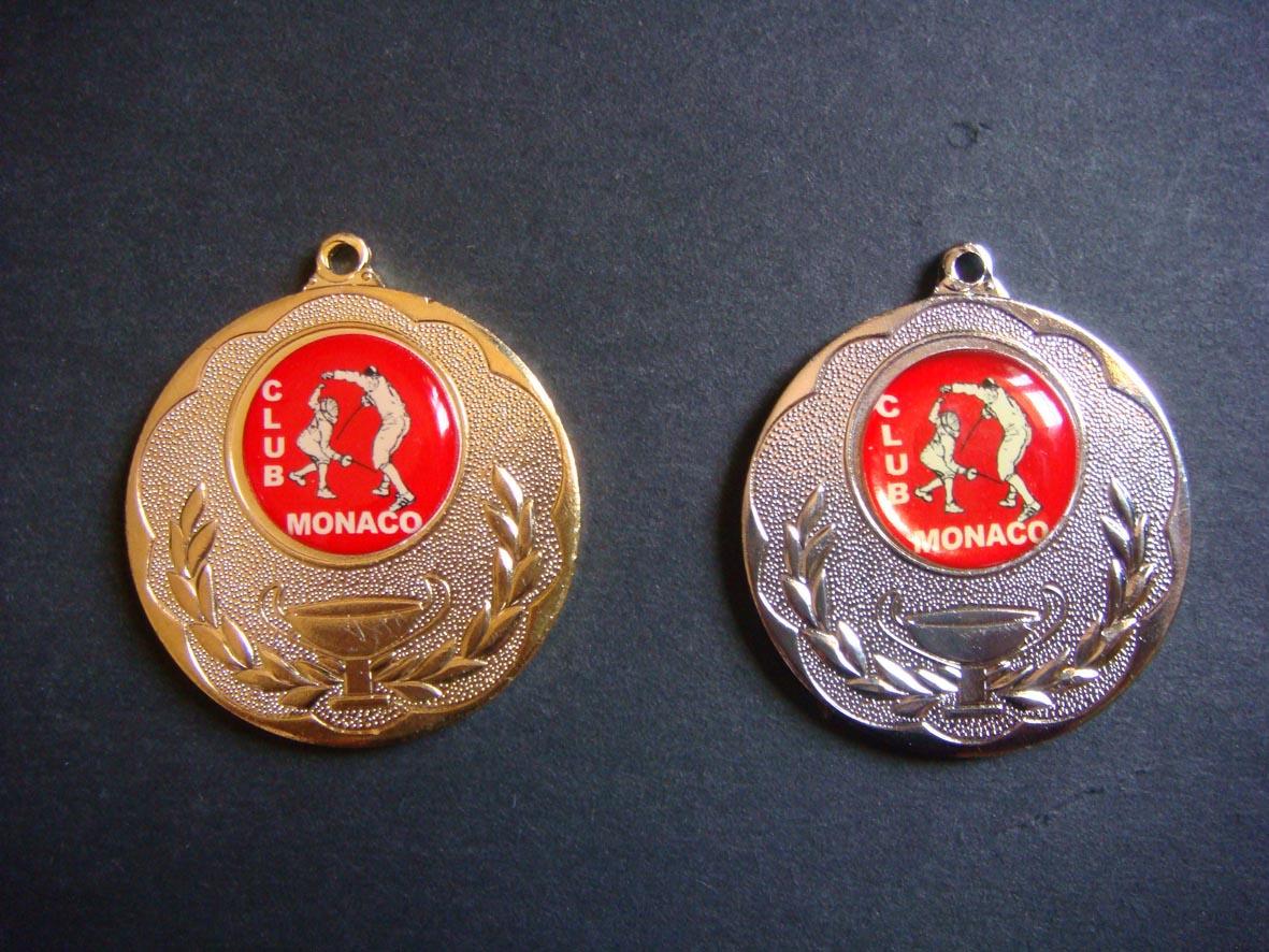 Médailles – récompense