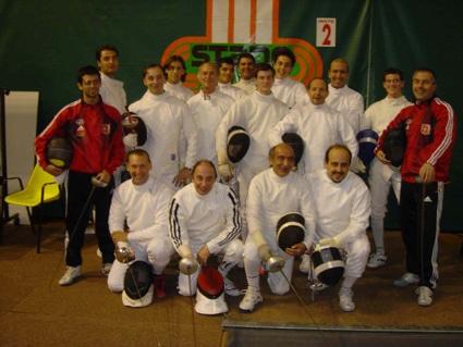 2004 Epee Monaco