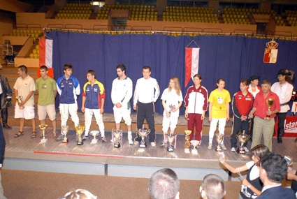 2006 Challenge Albert sabre