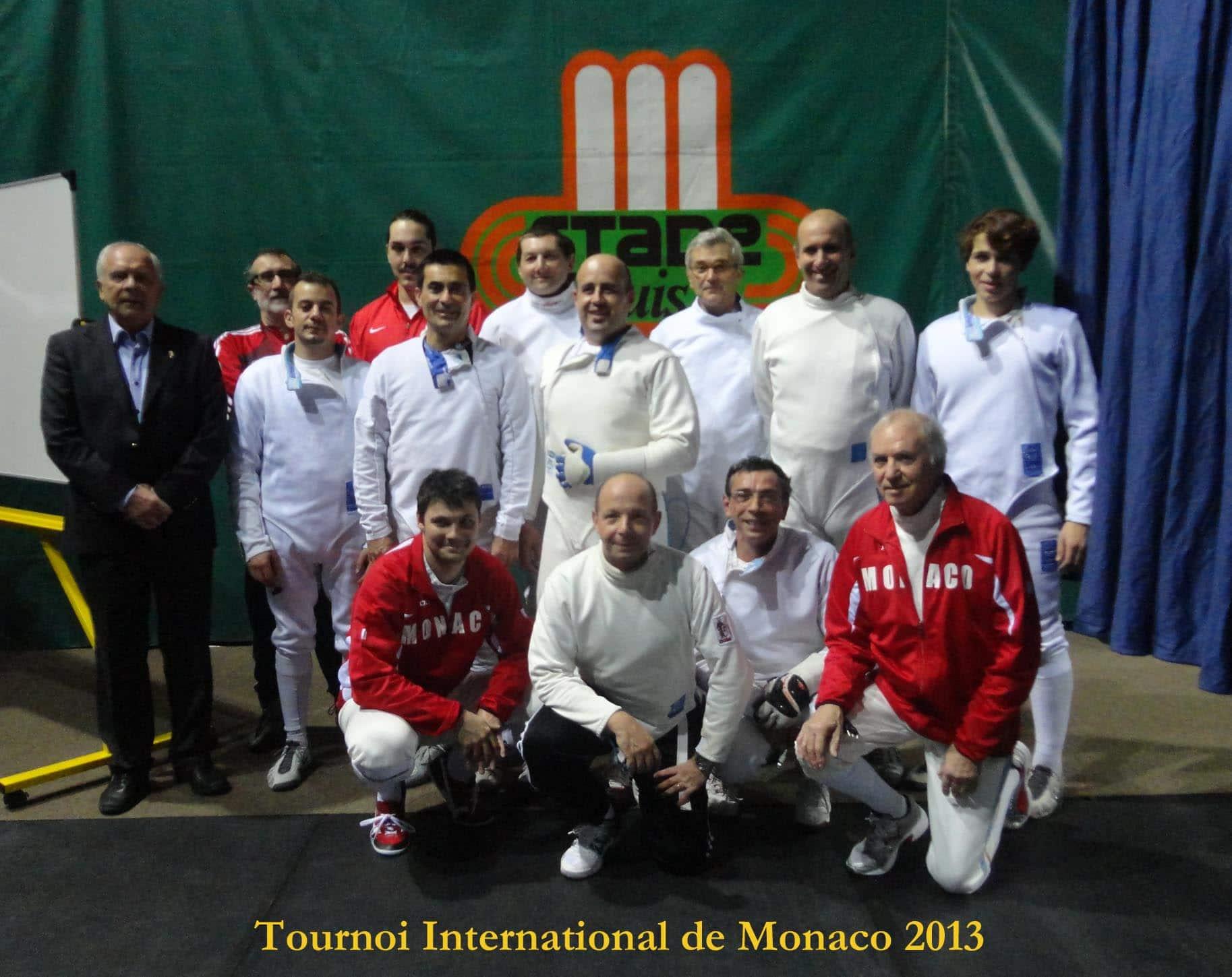 2013 Epée hommes seniors