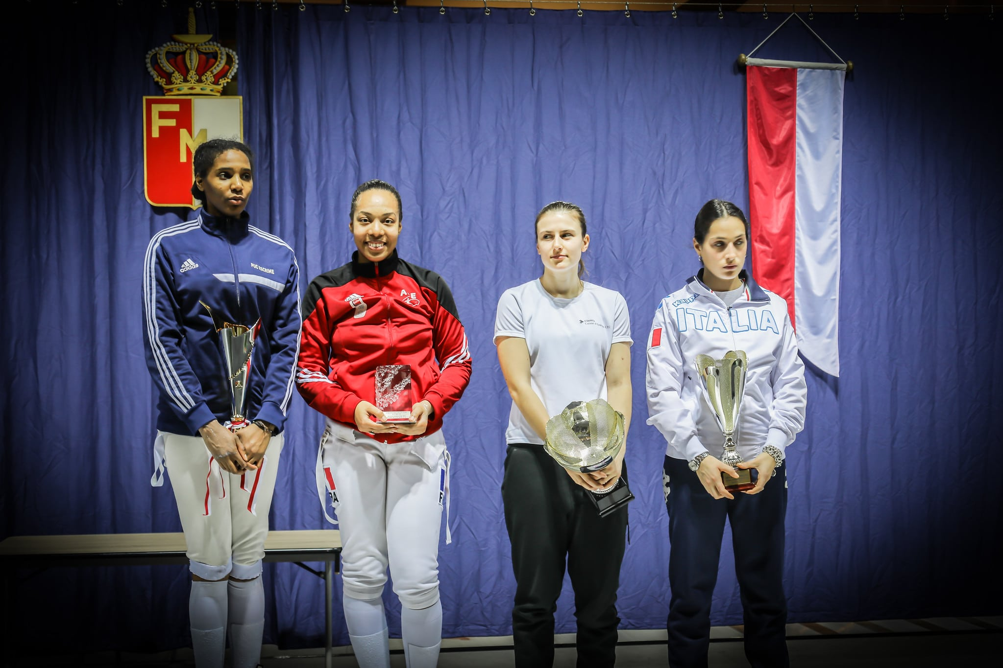 "INTERNATIONAL TOURNAMENT MEN AND NATIONAL CIRCUIT ""ELITE"" LADIES EPEE SENIORS"