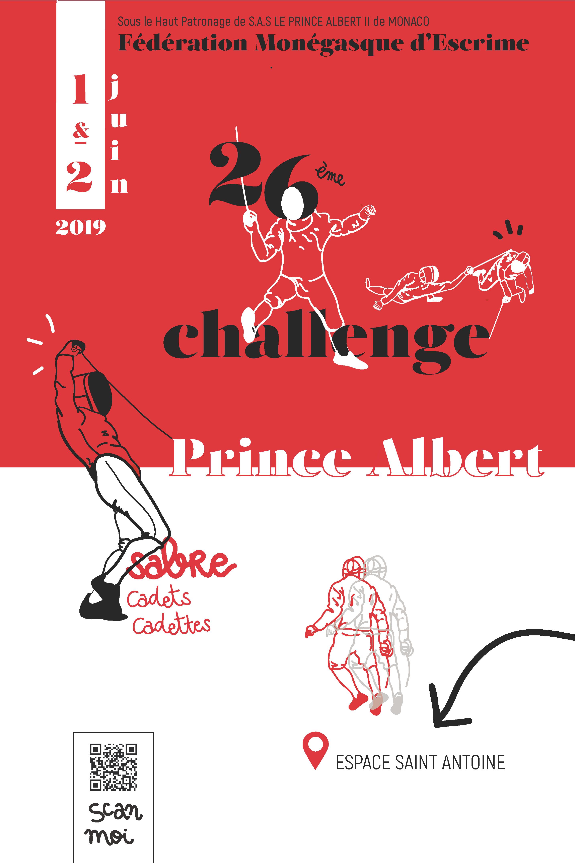 26ème Challenge Prince ALBERT